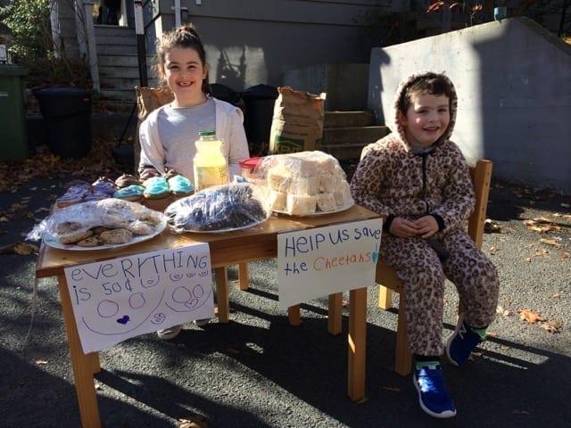 Kids at Penhorn Preschool in Dartmouth, NS