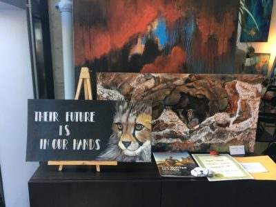 World Wildlife Day with Cheetahs: A Reporter's Day in Toronto