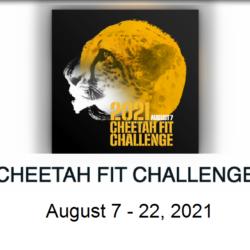 Cheetah Fit Challenge 2021