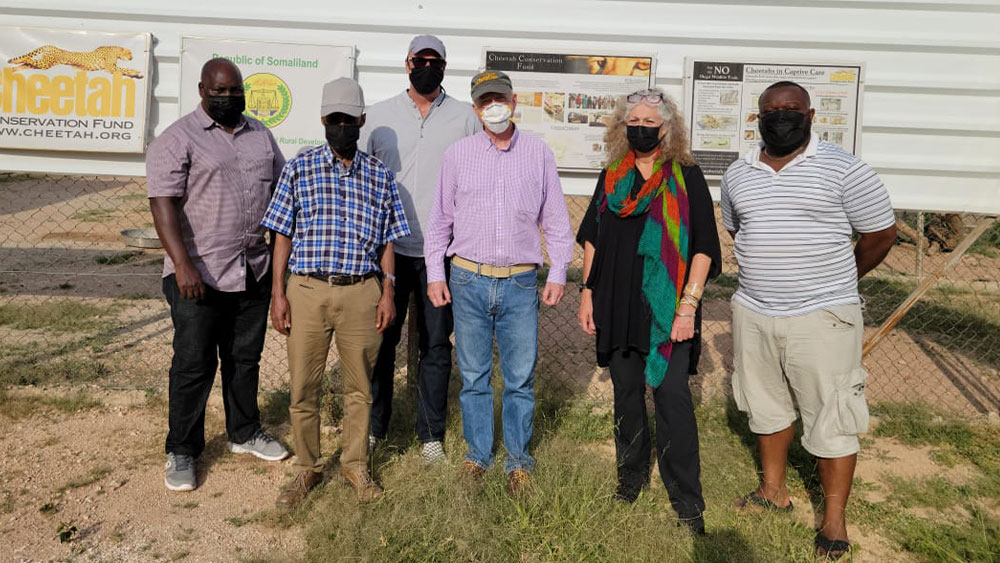 Regional cooperation to shut down IWT and combat human-wildlife conflict