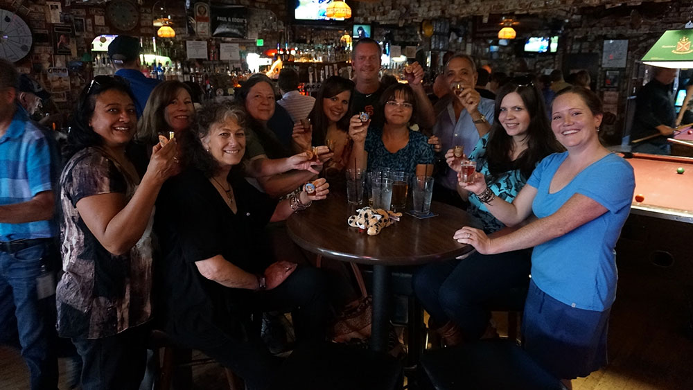 Shots for Spots – A Nor Cal FUNdraiser to support CCF