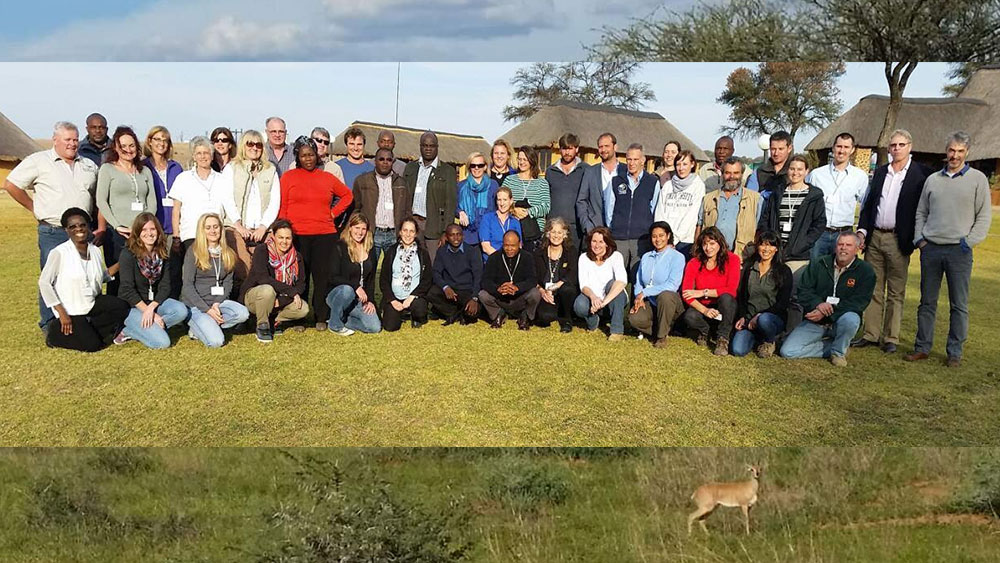 CCF Takes Part in Regional Cheetah Workshop