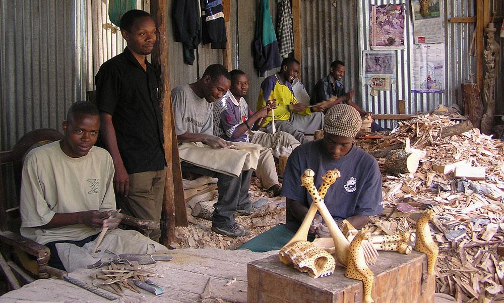 Livelihood Development CCF's Holistic Conservation Strategy