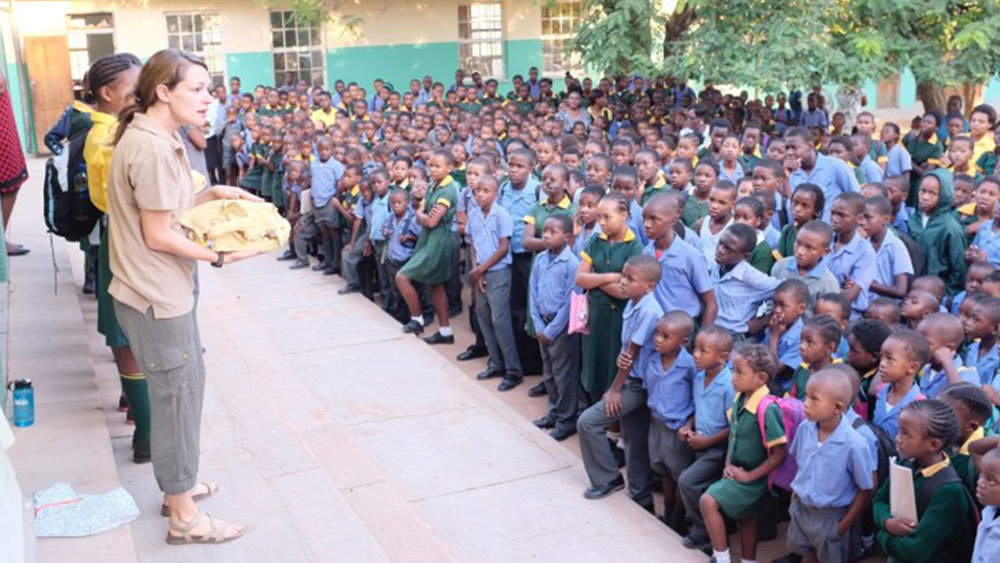 CCF Education Department Begins 2016 Outreach