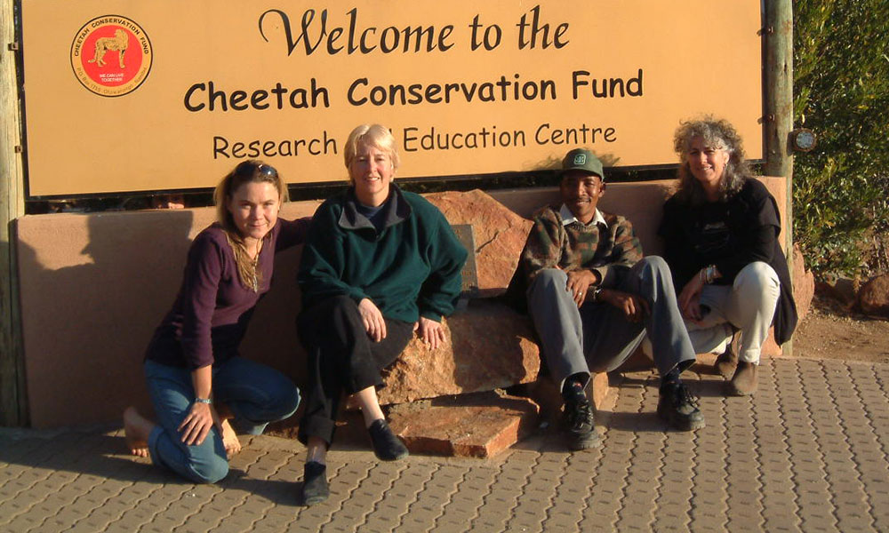 International Collaboration CCF's Holistic Conservation Strategy