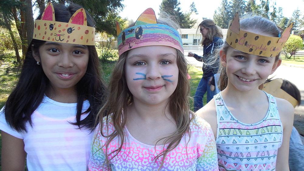 Cherrydale Cheetahs Annual Cheetah Walk