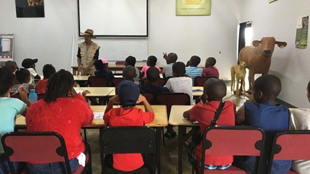 Educating Our Future Generations About Human/Wildlife Conflict Using Kill ID