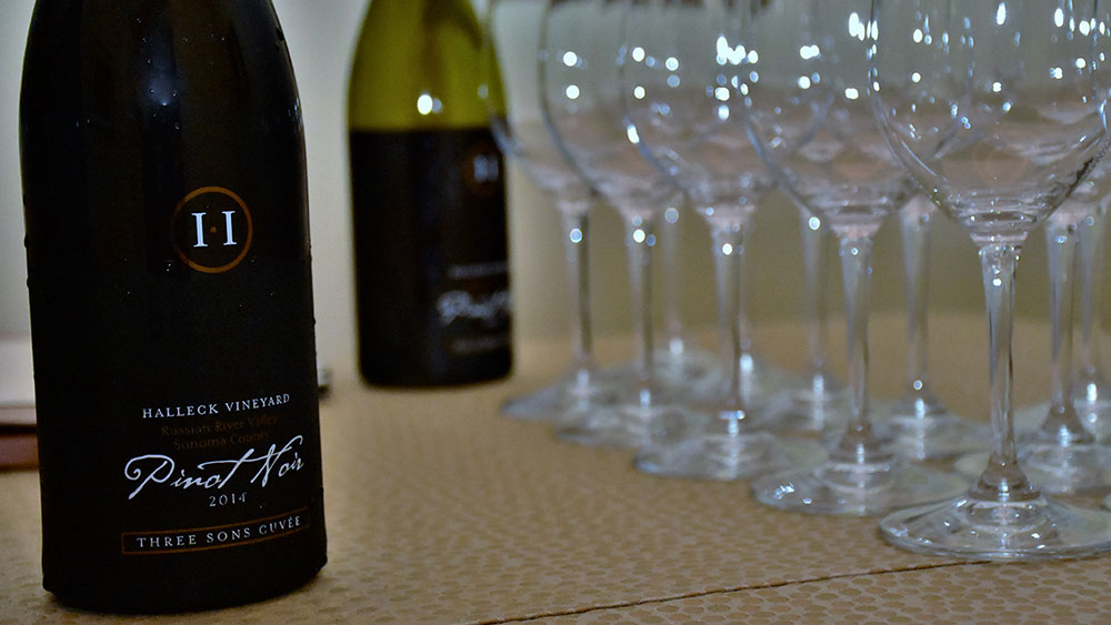 Halleck Vineyard and Cheetah Conservation Fund – A Perfect Pairing