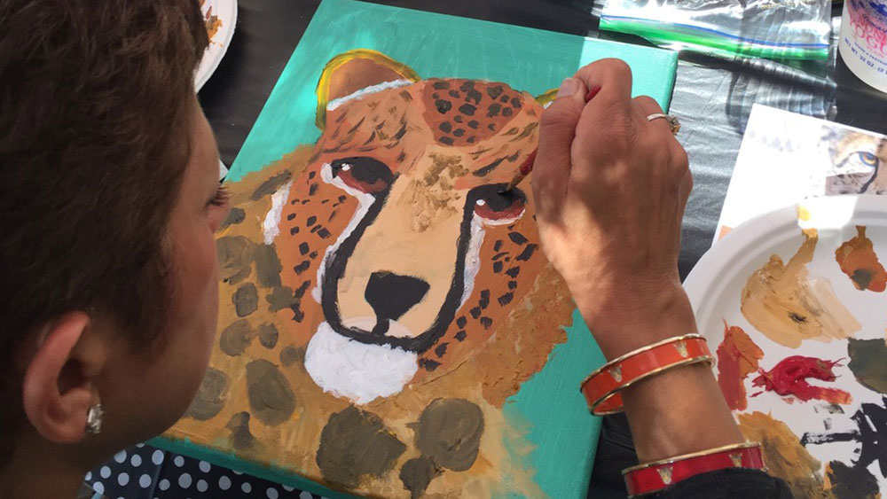 The Art of Saving the Cheetah – Celebrating International Cheetah Day in Santa Cruz, CA