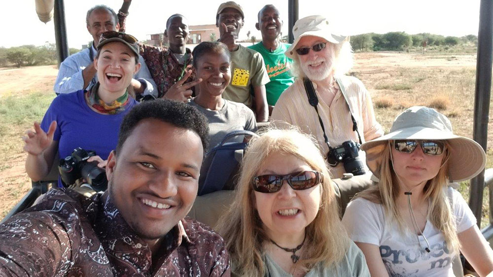 Somaliland Wildlife Officials Visit CCF