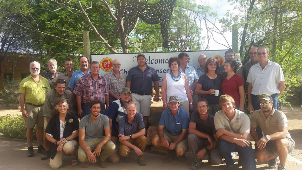 Platveld Farmer Association Meets at CCF