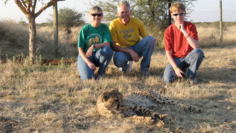 Teresa Delaney – True Friend to the Cheetah