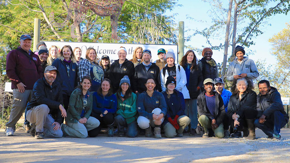 Sixteen Years of Earth Expeditions Program at CCF