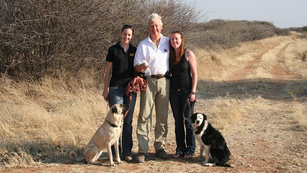 Steve Austin Trains CCF's Scat Dogs