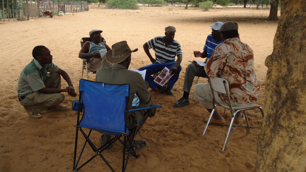 Namibia Protected Landscape Conservation Areas Initiative