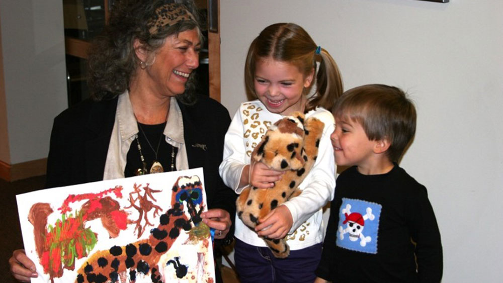 Isabelle Busch – A Lifetime Of Following the Cheetahs