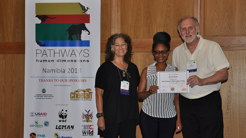 African Conservation Conference Provides Critical Training