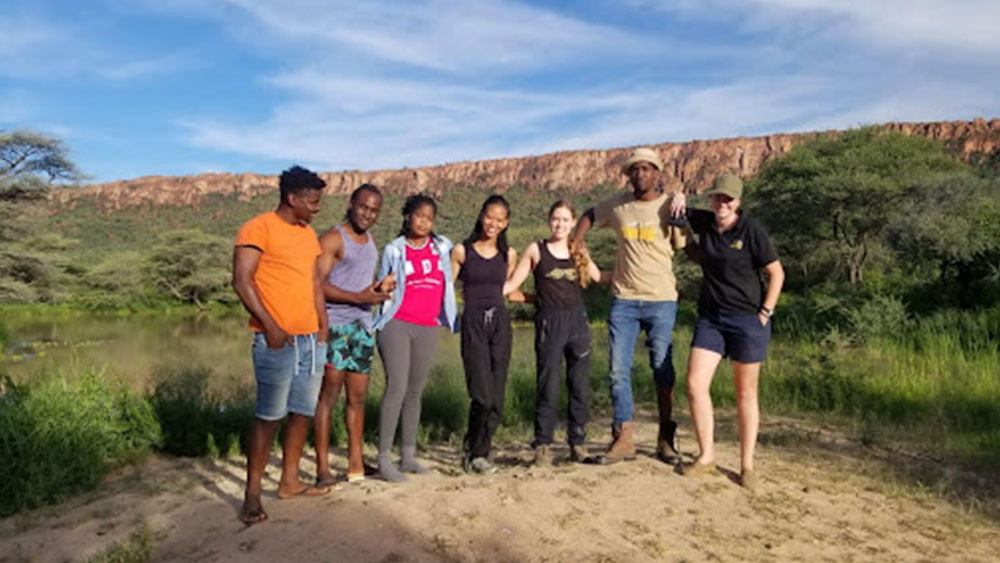 Intern Story – Time Spent in Nature is Never Wasted Time