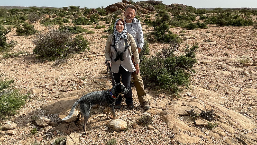 Our Somaliland Adventure with Three Dogs